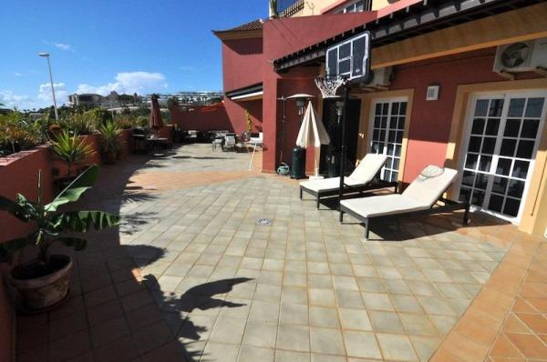 Appartamento 4 camere + 3 bagni in Costa Adeje Tenerife Sud