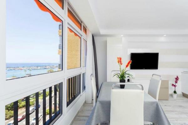 Appartamento in Playa De Los Cristianos 2 camere / 1 bagno inTenerife Sud