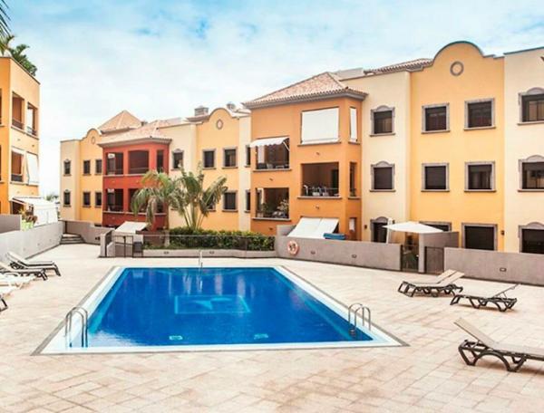 Appartamento 2 camere + 1 bagno  Adeje Tenerife Sud
