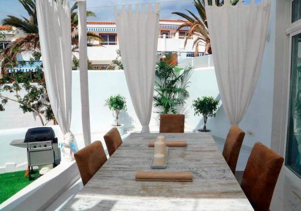 Villino a schiera in San Eugenio Alto Tenerife Sud  2 camere + 1 bagno