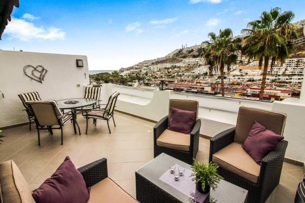 Vendesi appartamento in Puerto Rico Gran Canaria Sud